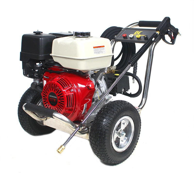 PE4013HWPSGEN Honda GX390 Powered Pressure Washer 4000 PSI BE