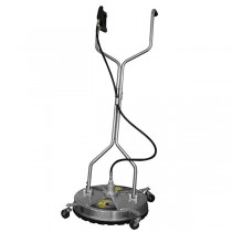 Stainless Steel Whirlaway Flat Surface Cleaner