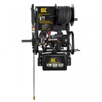 BE Pressure P1515EPNW Wallmounted / Portable Electric Pressure Washer