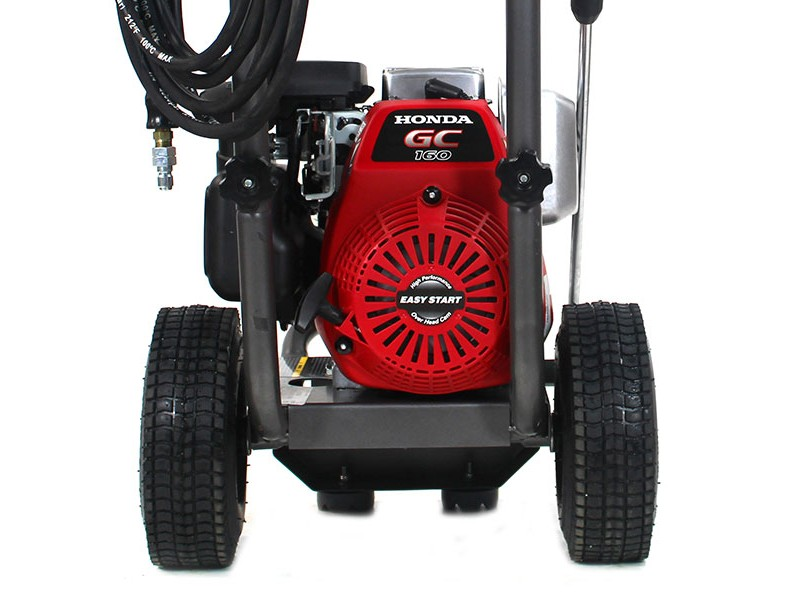Beautiful ... Pressure Washer; Honda GC160 ...