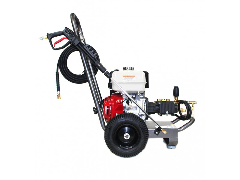 B4013HGS Honda GX390 Powered Pressure Washer 4000 PSI BE Pressure UK